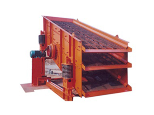 SYA Inclined Vibrating Screen