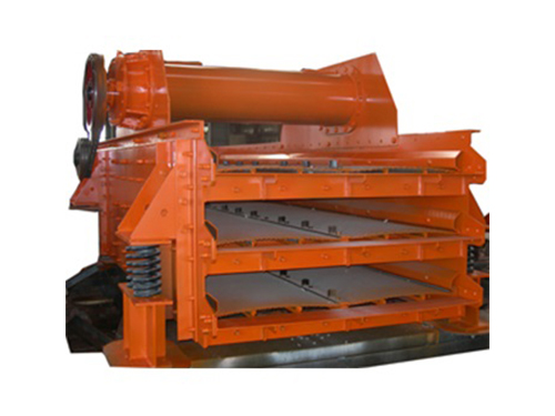 HS Horizontal Vibrating Screen