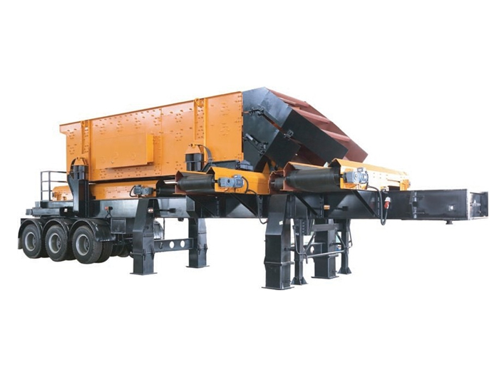 CW6516-3 Wheel Screen Mobile