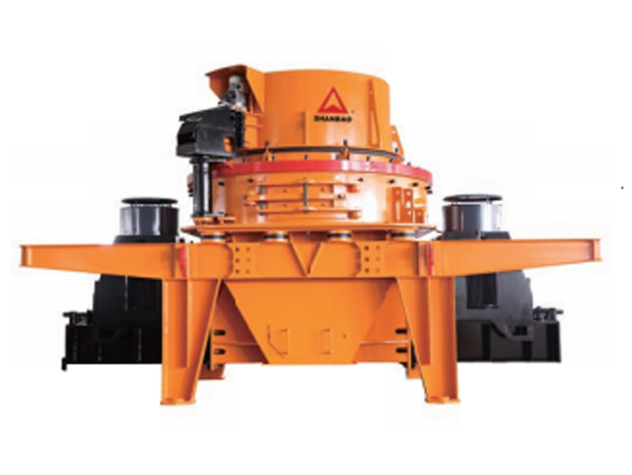 VSI Serial Deep Chamber Vertical Shaft Impact Crusher